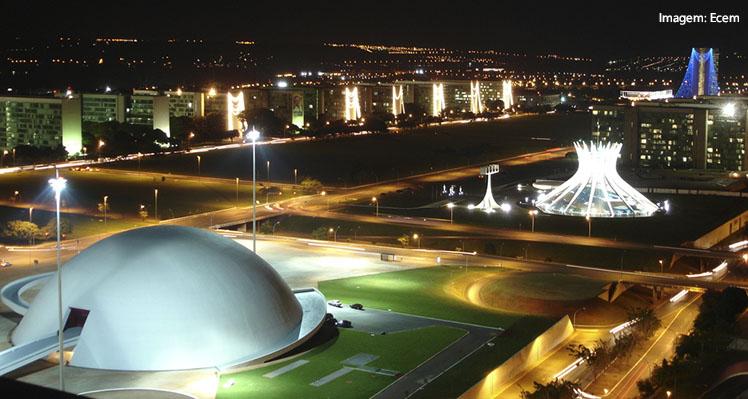 3 dias em Brasília