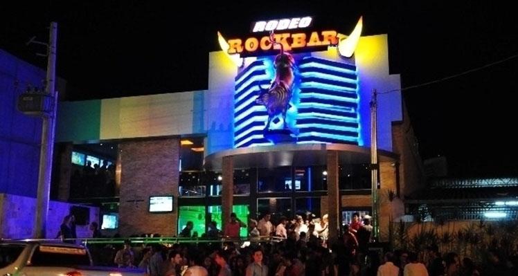 Rodeo Rock Bar