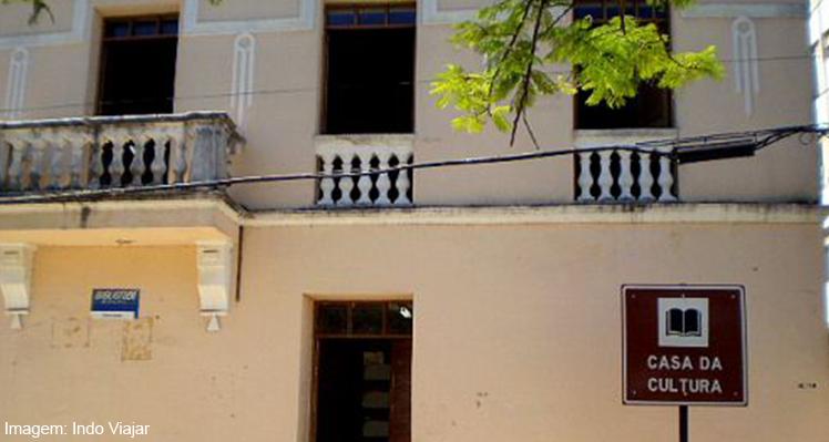 Casa da Cultura de Guarapari