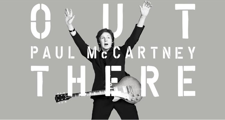Paul McCartney fará show em Cariacica