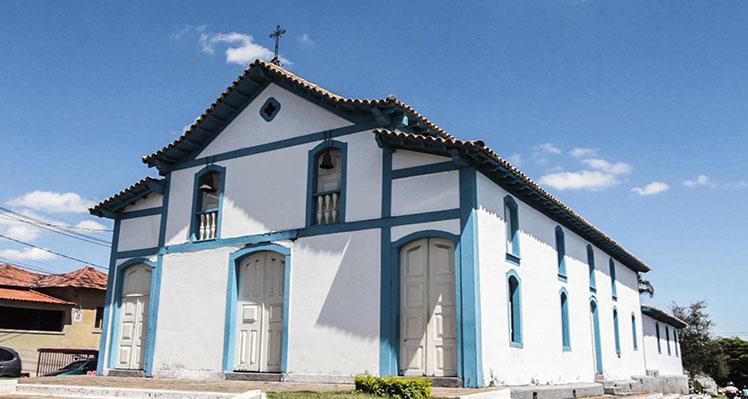 IGREJA DE SÃO SEBASTIÃO – MUSEU DE ARTE SACRA.