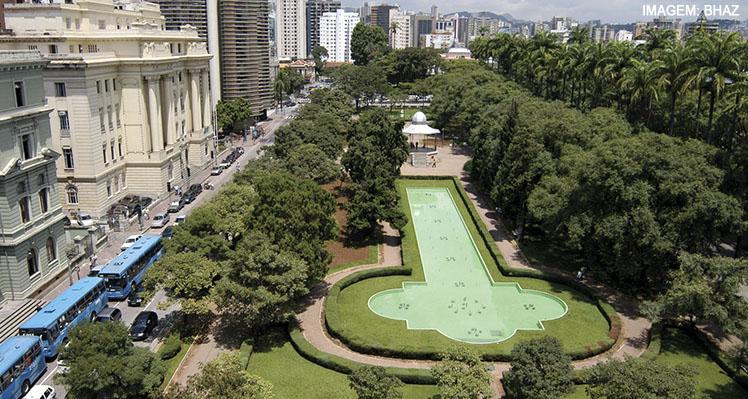 Circuito Praça da Liberdade