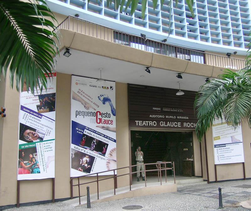 Teatro Glauce Rocha