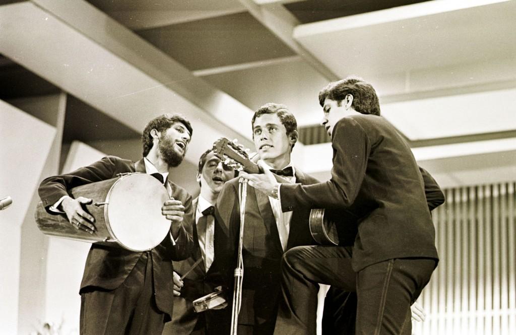 Festival da Música Popular Brasileira nos anos 60