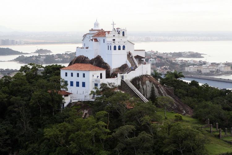Convento da Penha, em Vila Velha