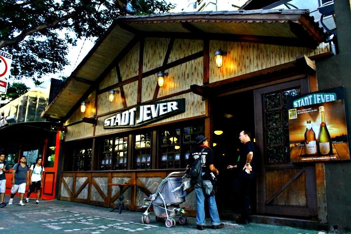 Fachada do Stadt Jever