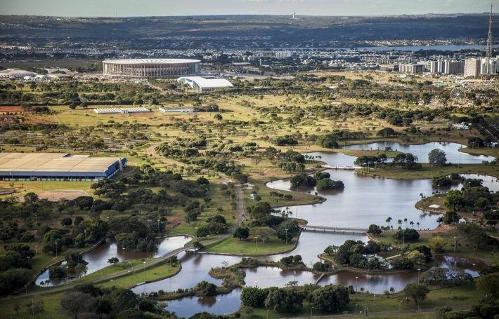 Parque Dona Sarah Kubitschek - Brasília