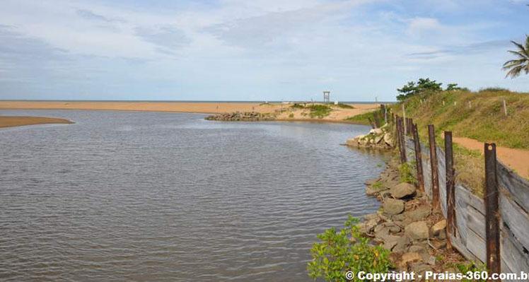 Praia de Guaxindiba