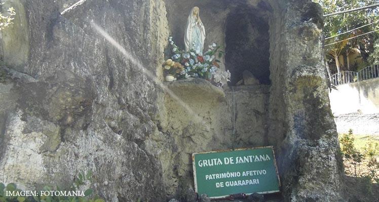GRUTA DE SANT'ANA