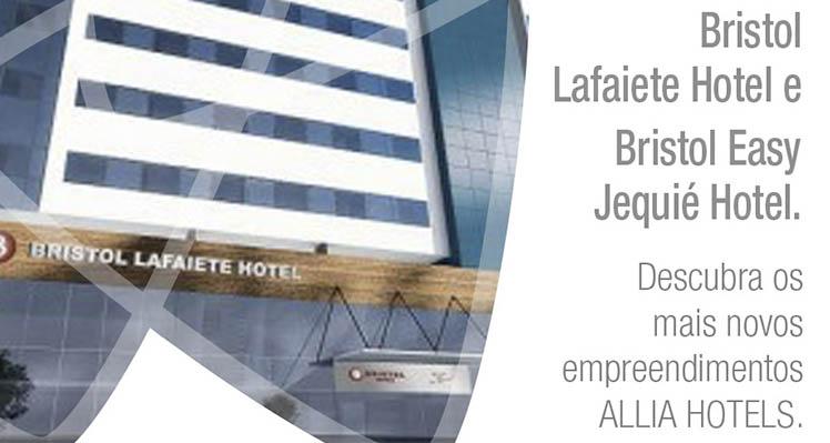 Allia Hotels divulga novos hotéis em MG e BA