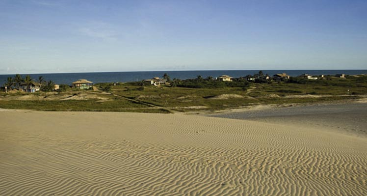 Praia de Itaúnas