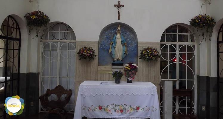Santuário Sete Capelas Ribeirão Preto