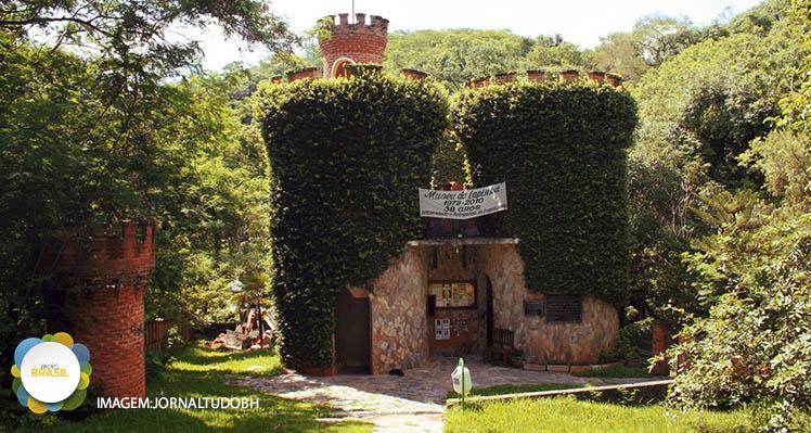 Museu Arqueológico Lagoa Santa – MG