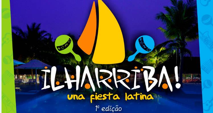 "Ilhabela promove 1º Festival ""Ilharriba! Una Fiesta Latina"" em novembro"