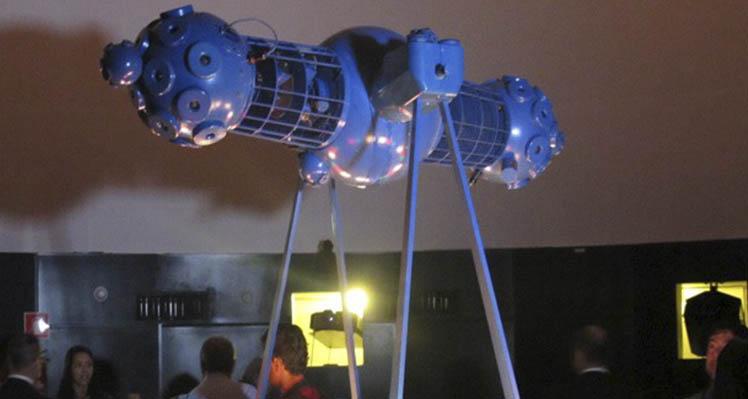 Planetário de Brasília recebe 80 mil visitantes em dez meses