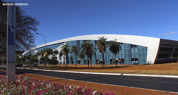 Centro de Conveções Ulisses Guimarães