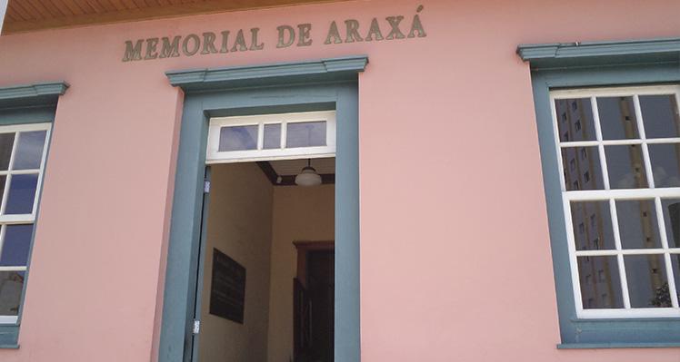 Memorial de Araxá