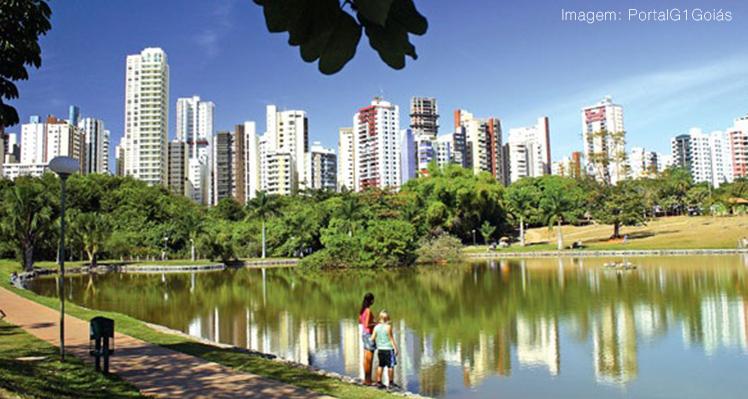 Roteiro Cultural pelos Parques de Goiânia.