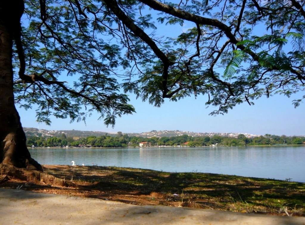 Lagoa Central, em Lagoa Santa - Foto: Blog Morada Imóveis MG