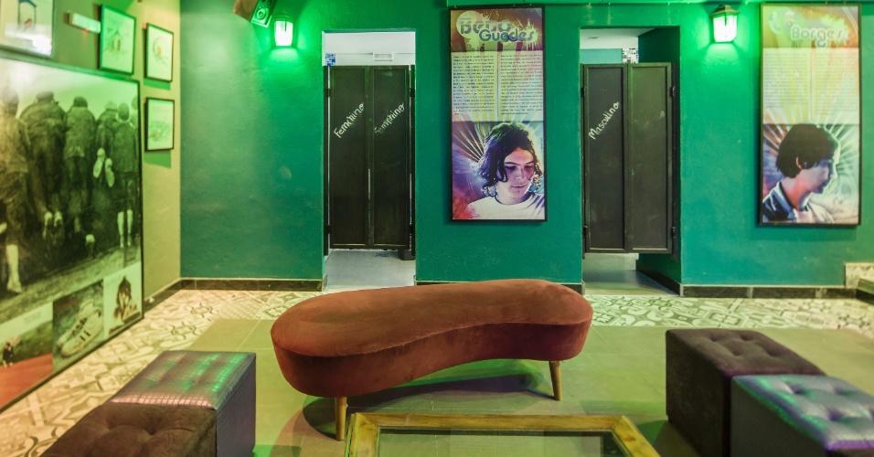 Bar Museu Clube da Esquina