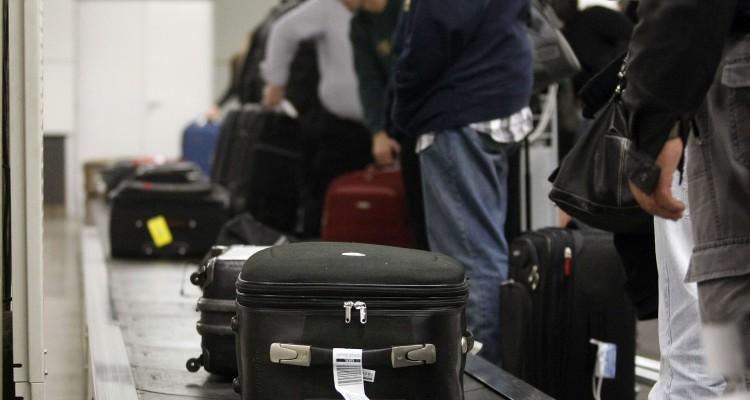 Mala extraviada durante um voo: o que fazer?
