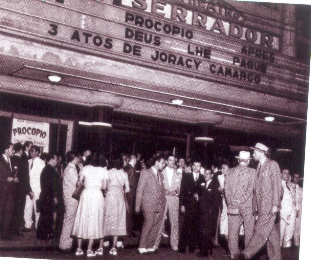 Teatro Serrador