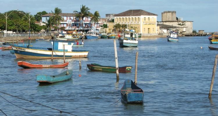 Série praias capixabas: Conceição da Barra