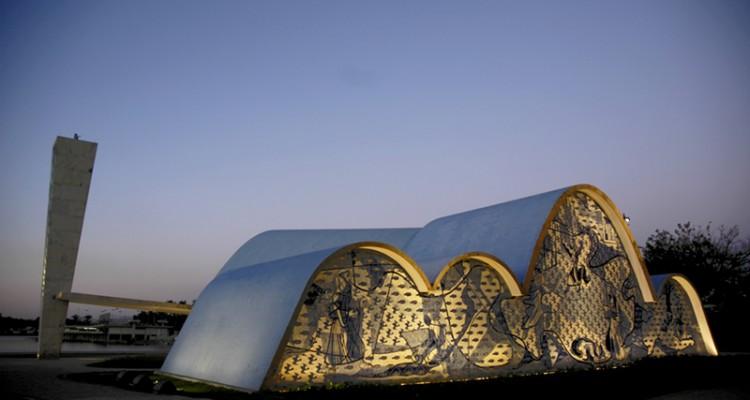 Turismo religioso de norte a sul do Brasil