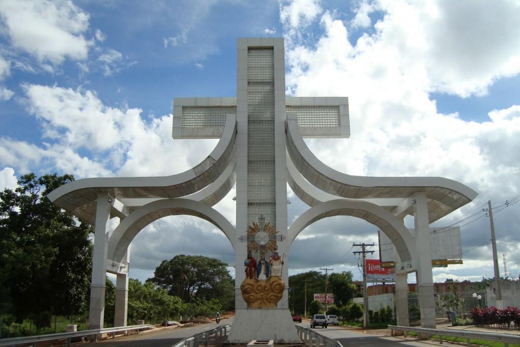 Portal da Fé, Trindade-GO