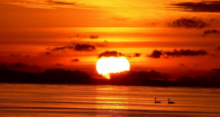 O melhor do pôr do sol pelo Brasil para você assistir de perto