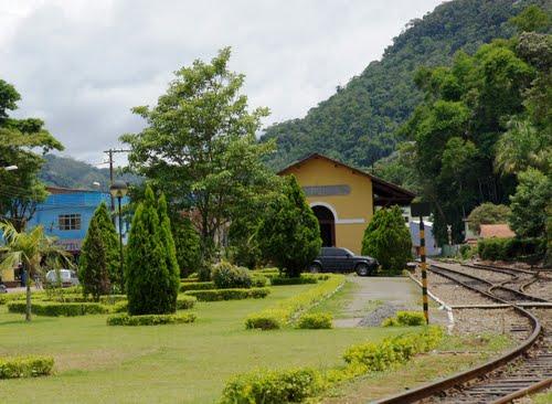 Estação Ferroviária em Marechal Floriano