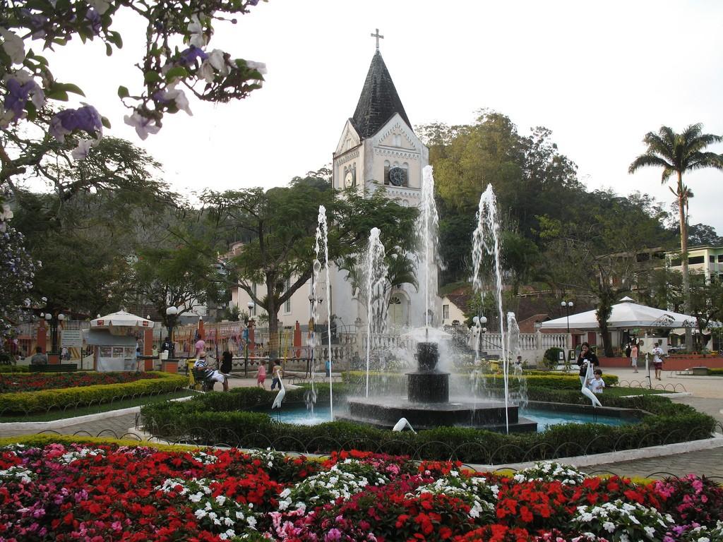 Centro de Domingos Martins