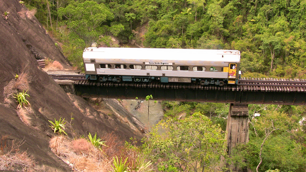 Trem das Montanhas Capixabas