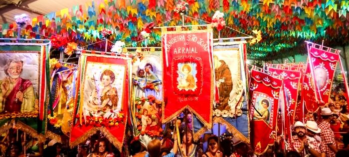 Festa junina em Recife.