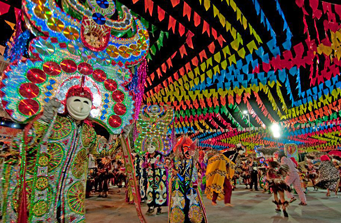 Festa Junina em São Luís