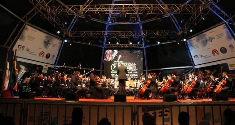 Conheça a programação do Festival de Inverno de Domingos Martins