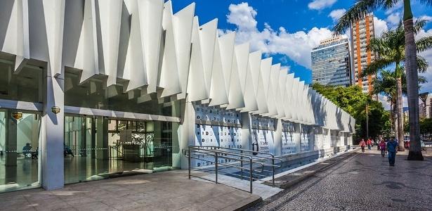 Palácio das Artes, Belo Horizonte