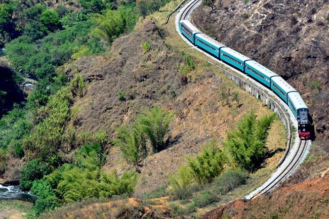 Ferrovia Ouro Preto-Mariana