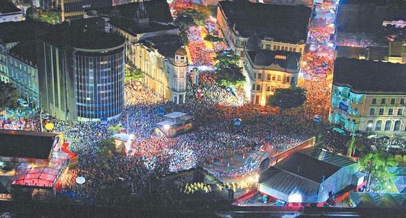 Réveillon em Recife