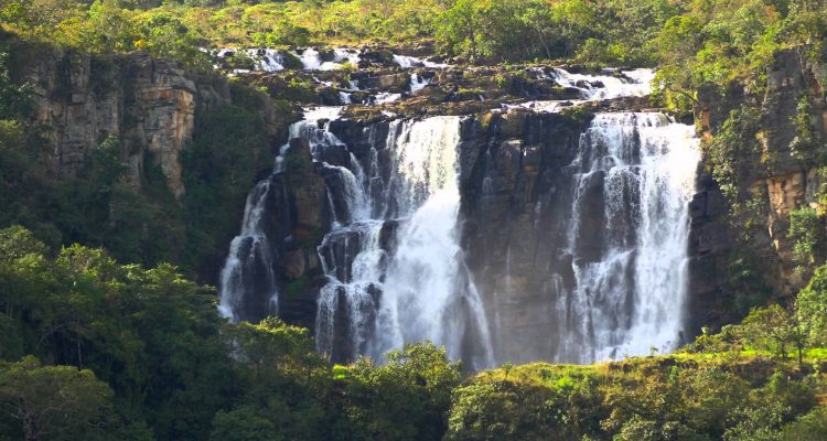 Cinco lugares para um fim de semana surpreendente ao redor de Goiânia